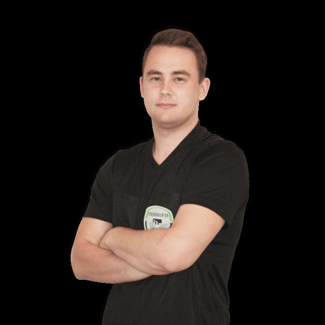 Lukas Dyck - Schiedsrichter der Schiedsrichtervereinigung Kempen-Krefeld