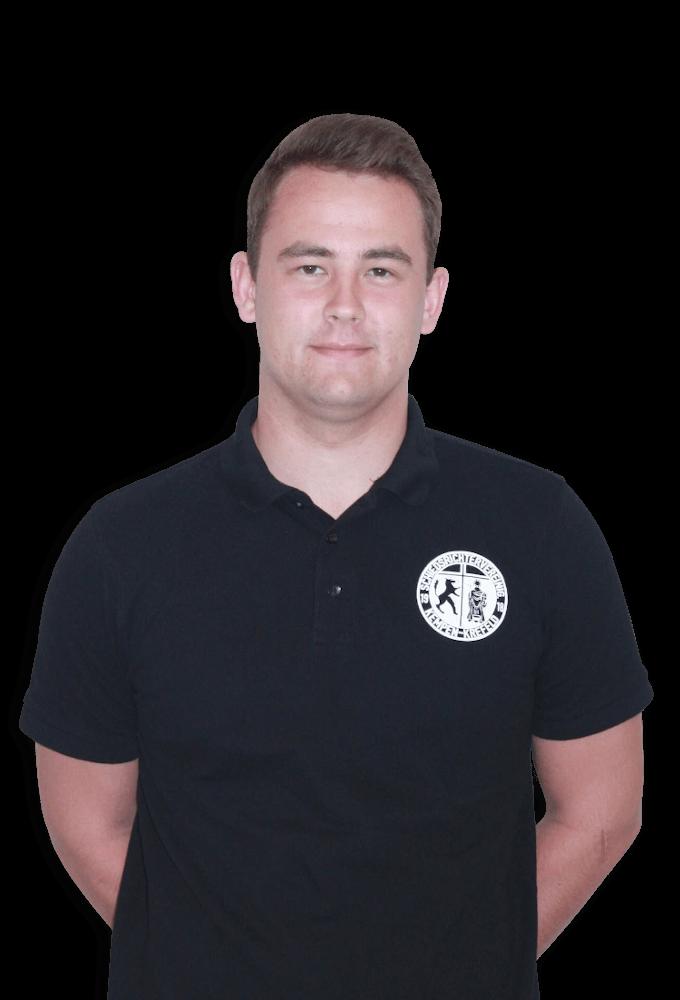 Lukas Dyck - Lehrwart der Schiedsrichtervereinigung Kempen-Krefeld