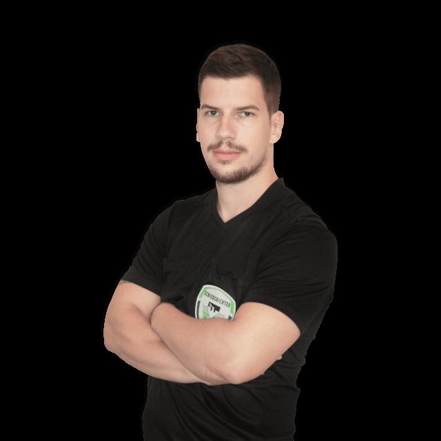 Daniel Halupzok - Schiedsrichter der Schiedsrichtervereinigung Kempen-Krefeld