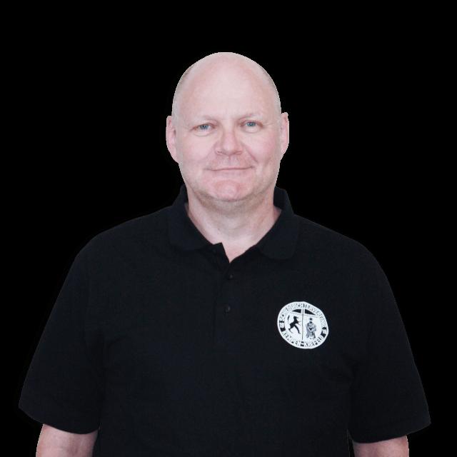 Andreas Kotira - Kreisschiedsrichterobmann der Schiedsrichtervereinigung Kempen-Krefeld
