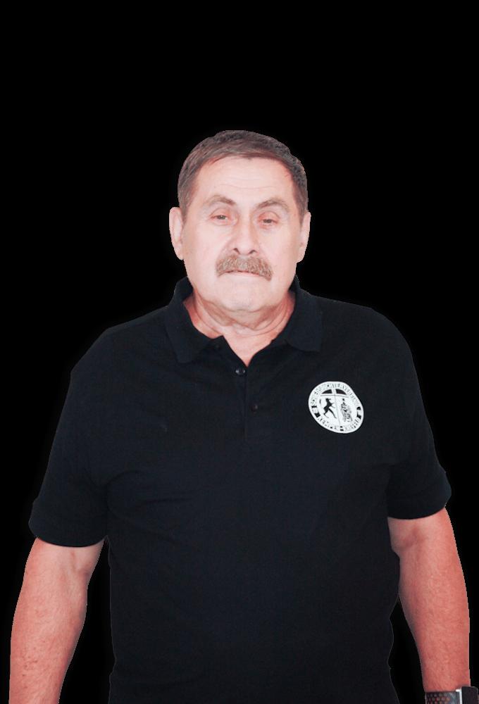 Manfred Lipsch - Beisitzer der Schiedsrichtervereinigung Kempen-Krefeld