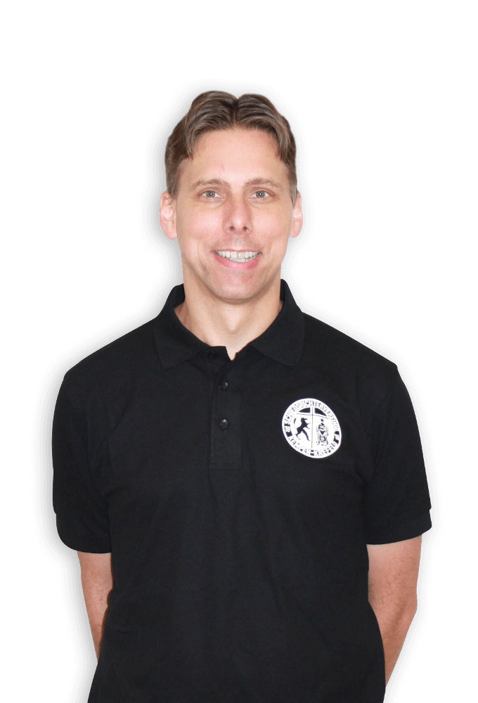 Robin Seifert - Jungschiedsrichterreferent der Schiedsrichtervereinigung Kempen-Krefeld