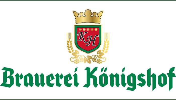 Logo vonn Brauerei Königshof