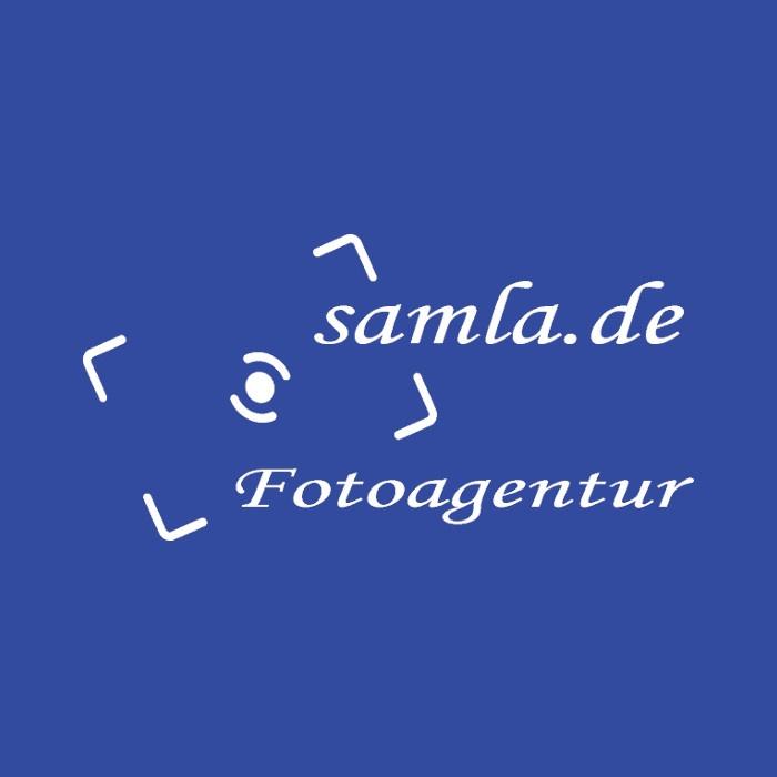 Logo der Fotoagentur Samla