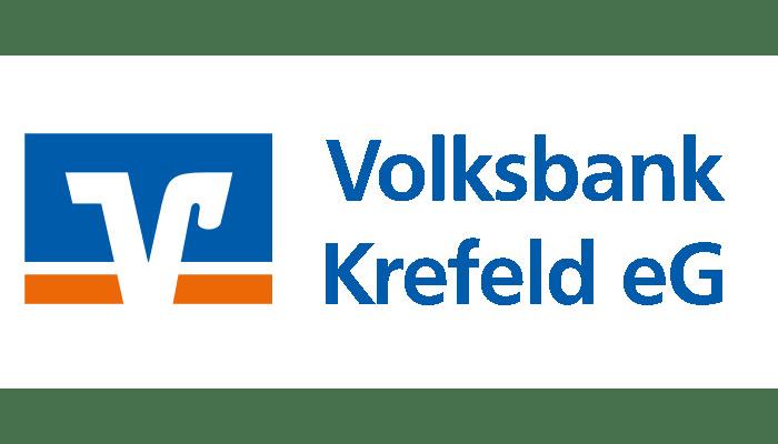 Logo der Volksbank Krefeld