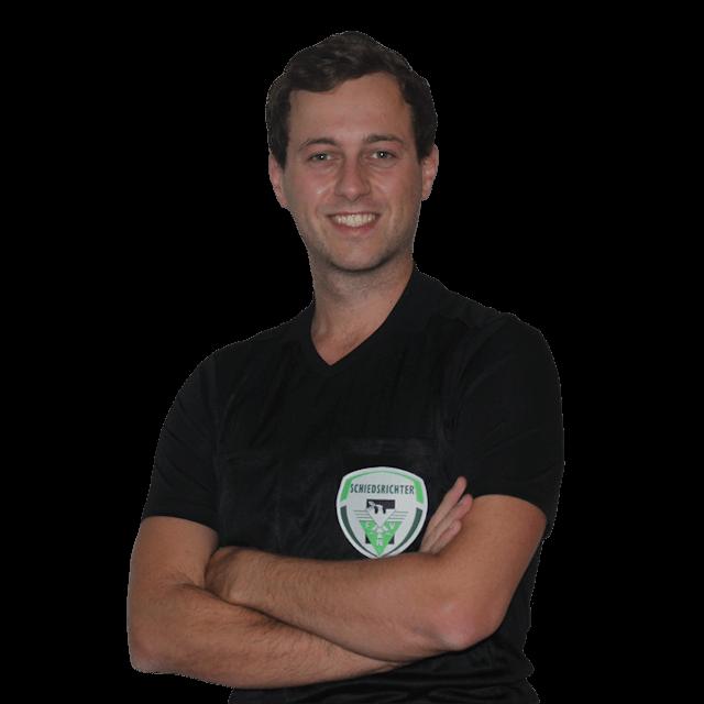 Tim Pelzer - Schiedsrichter der Schiedsrichtervereinigung Kempen-Krefeld