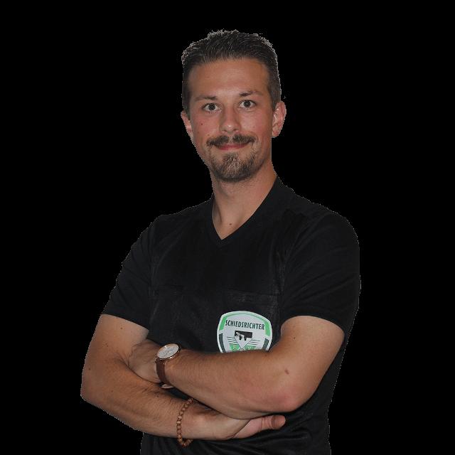 Adrian Shala - Schiedsrichter der Schiedsrichtervereinigung Kempen-Krefeld