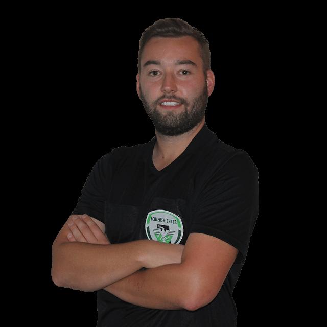 Sebastian Beckers - Schiedsrichter der Schiedsrichtervereinigung Kempen-Krefeld