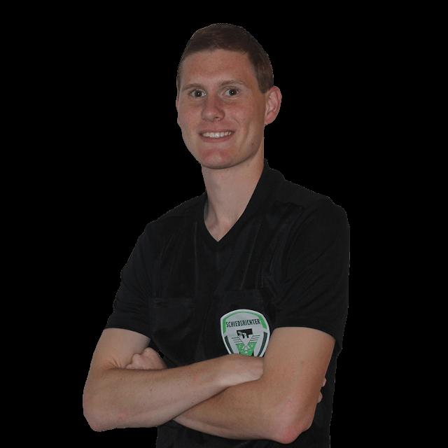 Moritz Behrend - Schiedsrichter der Schiedsrichtervereinigung Kempen-Krefeld