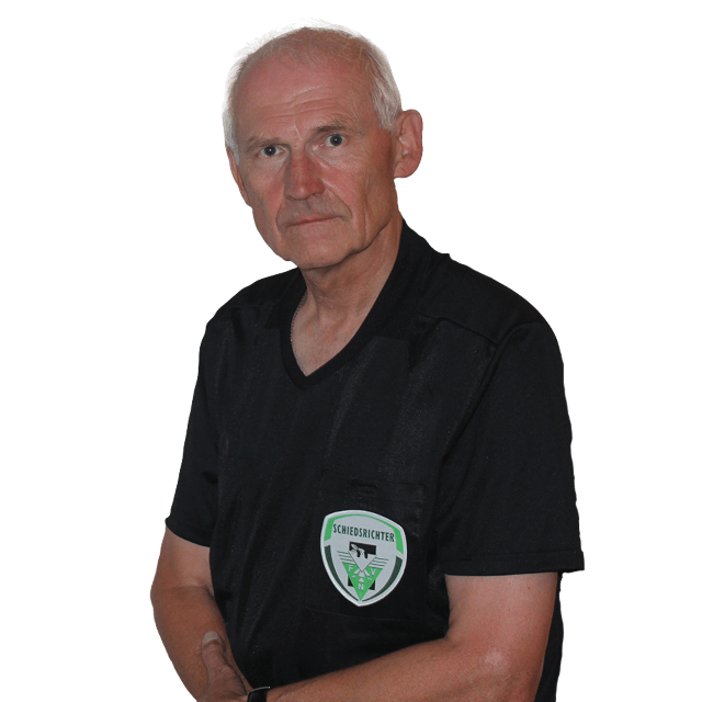 Hans-Josef Jüngermann - Schiedsrichter der Schiedsrichtervereinigung Kempen-Krefeld