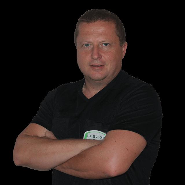 Anfrej Liwjant - Schiedsrichter der Schiedsrichtervereinigung Kempen-Krefeld