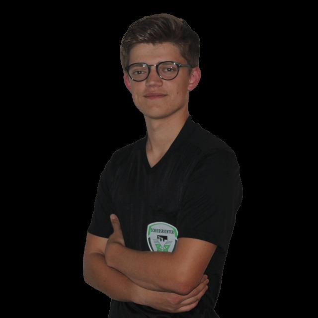 Leon Schaafs - Schiedsrichter der Schiedsrichtervereinigung Kempen-Krefeld