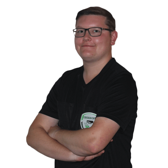 Yannik Schoppmann - Schiedsrichter der Schiedsrichtervereinigung Kempen-Krefeld